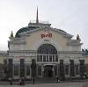 Железнодорожные вокзалы в Сортавале