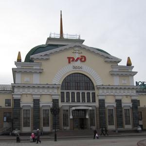 Железнодорожные вокзалы Сортавалы
